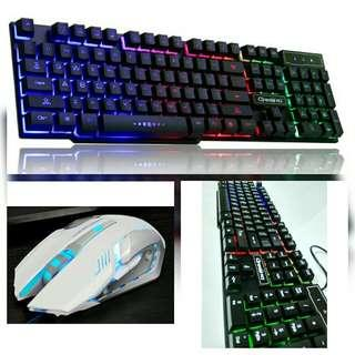 BN Gaming Keyboard + Mouse