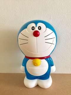 Doraemon coin bank