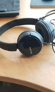 Sony original headphones. Like new