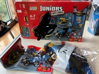 Lego 10724 Batman Superman Lex Luthor