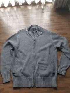 Sweater Grey Mario Cavill