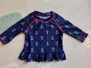🚚 Nautica baby swimsuits swimwear