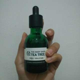 Tea Tree Daily Solution (THE BODY SHOP)