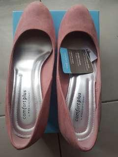 Pink medium heels 7cm