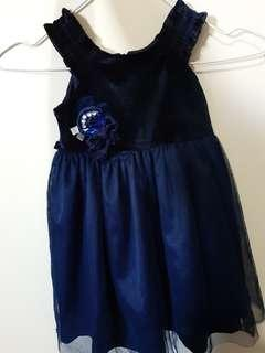 Periwinkle Birthday Dress or Gown