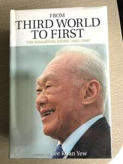 From Third World to First: The Singapore Story (1965 - 2000); Memoirs of Lee Kuan Yew