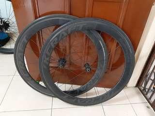 K craft carbon tubular 50mm