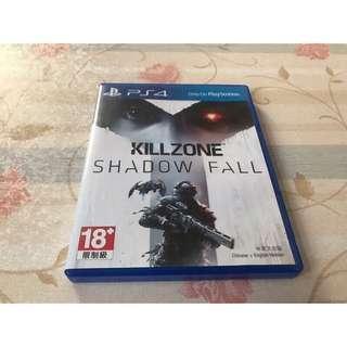 🚚 Ps4 KILLZONE SHADOW FALL遊戲片