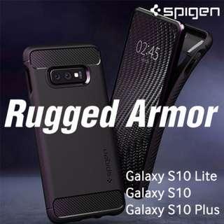 SPIGEN RUGGED ARMOR Galaxy S10 Lite Plus