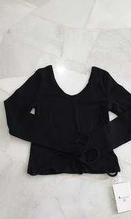 🚚 Clearance Scoop Neck Top (Free Mailing)