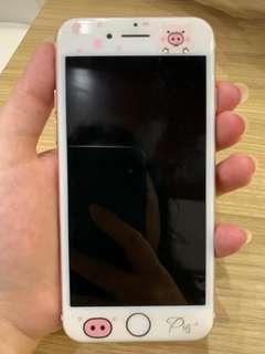 Iphone 7 Rose Gold 128GB Fullsettttt
