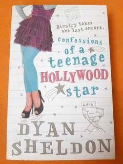 Confessions of a teenage HOLLYWOOD star (Young Adult Fiction)price: NEGOTIABLE