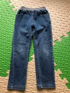 Kids jeans fit for size 100