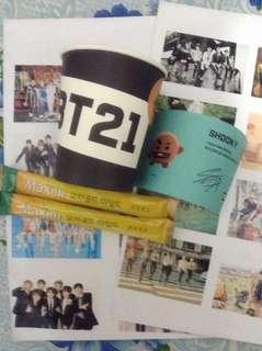 BT21 Shooky Cup