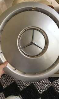 Brand new 15 inch Mercedes wheel cover