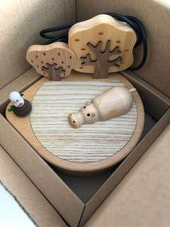 🚚 Wooderful life - LED LAMP