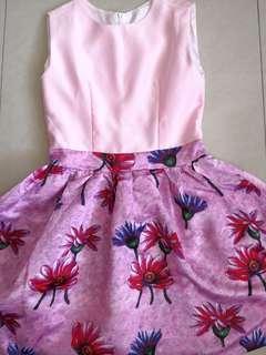 Furora Pink Dress
