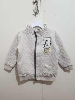 Cotton jacket for 2-3 yrs old boys