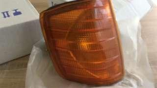 Brand new amber turn signal lights for w201 190e