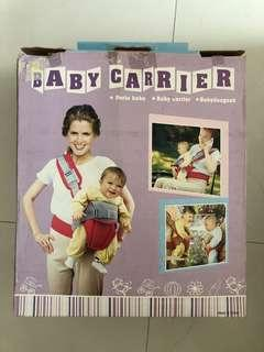 Baby carrier 0-12 months