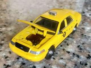 Greenlight Ford Crown Victoria NYC Taxi