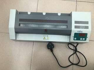 Liminating machine