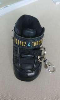 Jordan bb鞋鎖匙扣