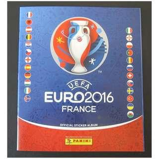 Panini EURO 2016 France Stickers (please see product detail)