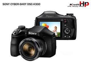 Cicil Sony DSC H300 Tanpa Kartu Kredit