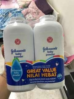 Blessing Johnson Twin Pack Baby Powder