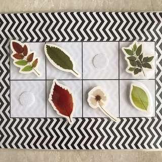 🚚 DIY Memory Leaves - Half A4 Size