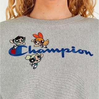 CHAMPION x Powerpuff Girls Collection