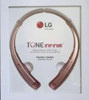 🚚 LG Headphones HBS910