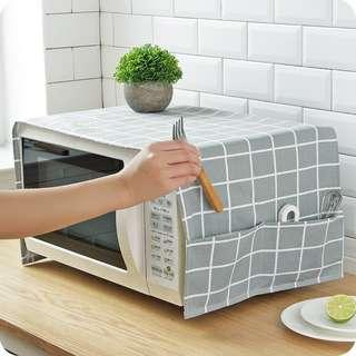 Microwave Oven Simple Top Cover (KW090)