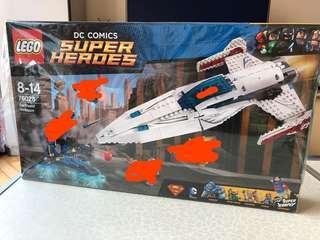 Lego 76028 Darkseid Invasion - Superman Batman DC