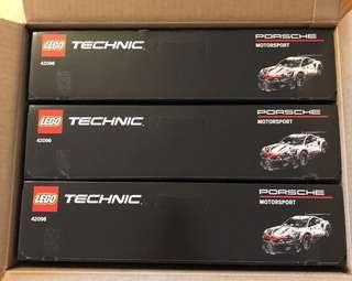 LEGO Technic 42096. Porsche 911 RSR. BNIB