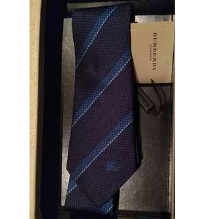 Burberry Textured 100% Silk Tie RRP $̶4̶2̶0̶
