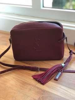 Authentic YSL Lou Camera Bag