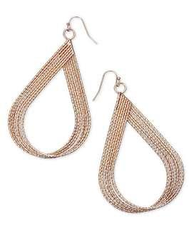 🚚 BNIB Thalia Sodi Textured Twist Teardrop Earring