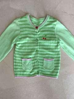 Mothercare 9-12mos cardigans