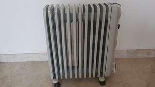 Delonghi radiator (heater)