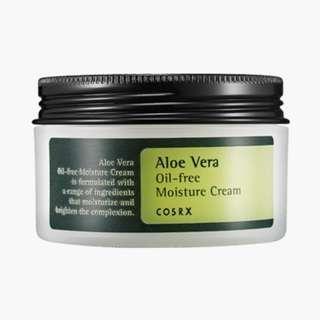 COSRX - Aloe Vera Oil-free Moisture Cream