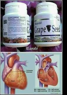 GRAPESEED EXTRACT ROYALE