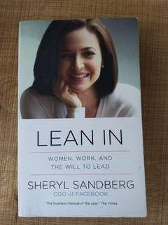 Lean In - Sheryl Sandberg
