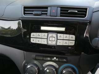 Perodua Bezza audio player