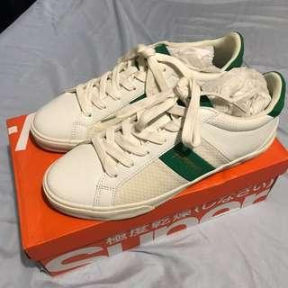 Superdry Vintage Court Trainer Shoes