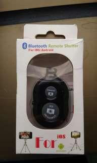 Bluetooth remote shutter for iOS/Android 藍牙自拍遙控