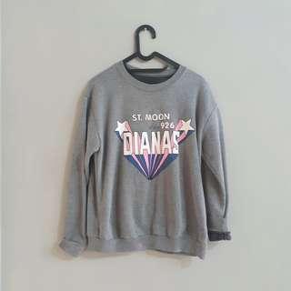 Diana 90's Sweatshirt // Sweater