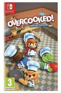 Over cooked special edition