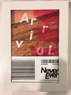 Got7 Flight Log: Arrival Album